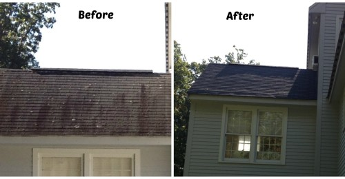 Roof cleaning perfection serving southern new hampshire - Reasons get roof cleaned ...